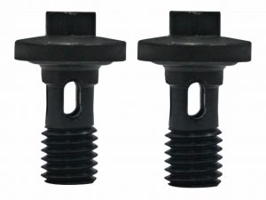TrackTech High Flow Fuel Banjo Bolts for 94-03 7.3L Powerstroke