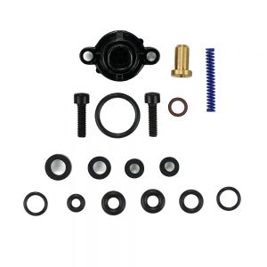 TrackTech Fuel Pressure Regulator Blue Spring Kit for 99-03 7.3L Powerstroke