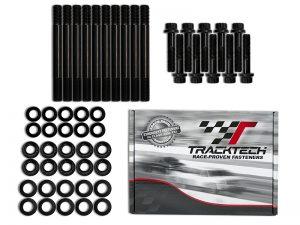 TrackTech 2-Bolt Main Studs for 06-10 LBZ LMM Duramax